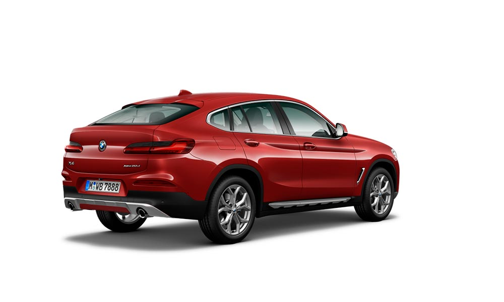 THE X4: Passion Red Edition