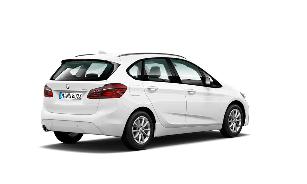 THE 2 Active Tourer